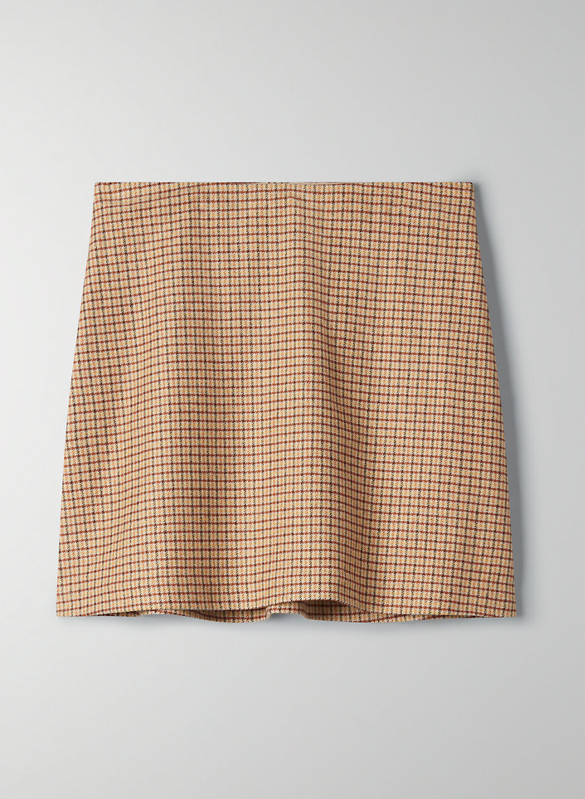 NEW CLASSIC MINI SKIRT - A-line mini skirt