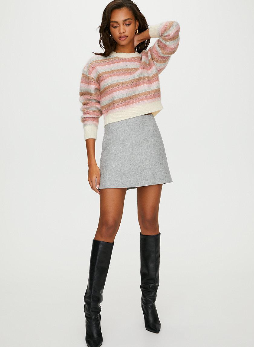 NEW CLASSIC MINI SKIRT - A-line mini skirt