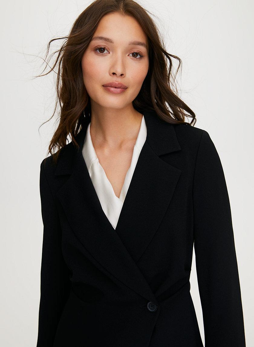 AUDRINA DRESS - Blazer mini dress