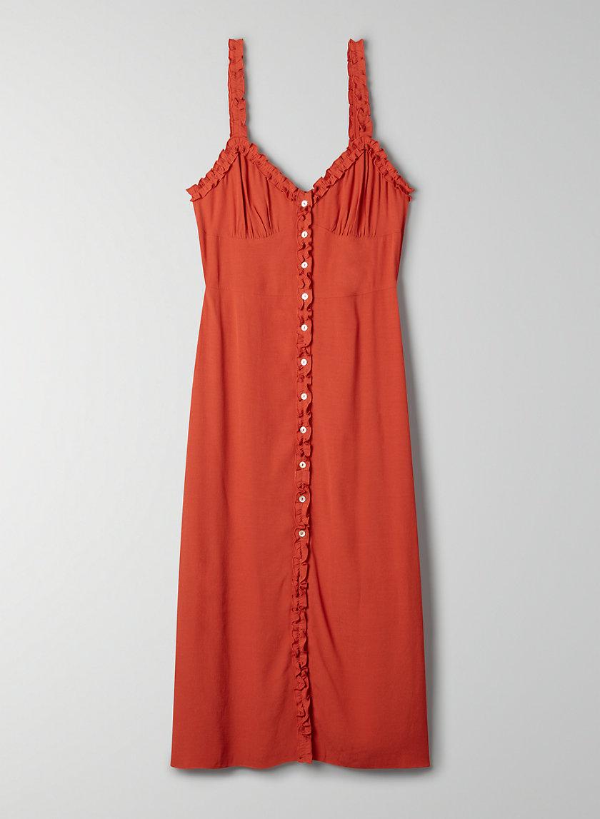 HEARTTHROB DRESS - Midi bustier dress