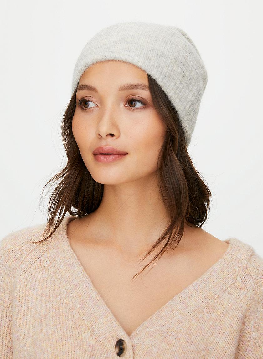 PAGOSA BEANIE - Ribbed, knit beanie