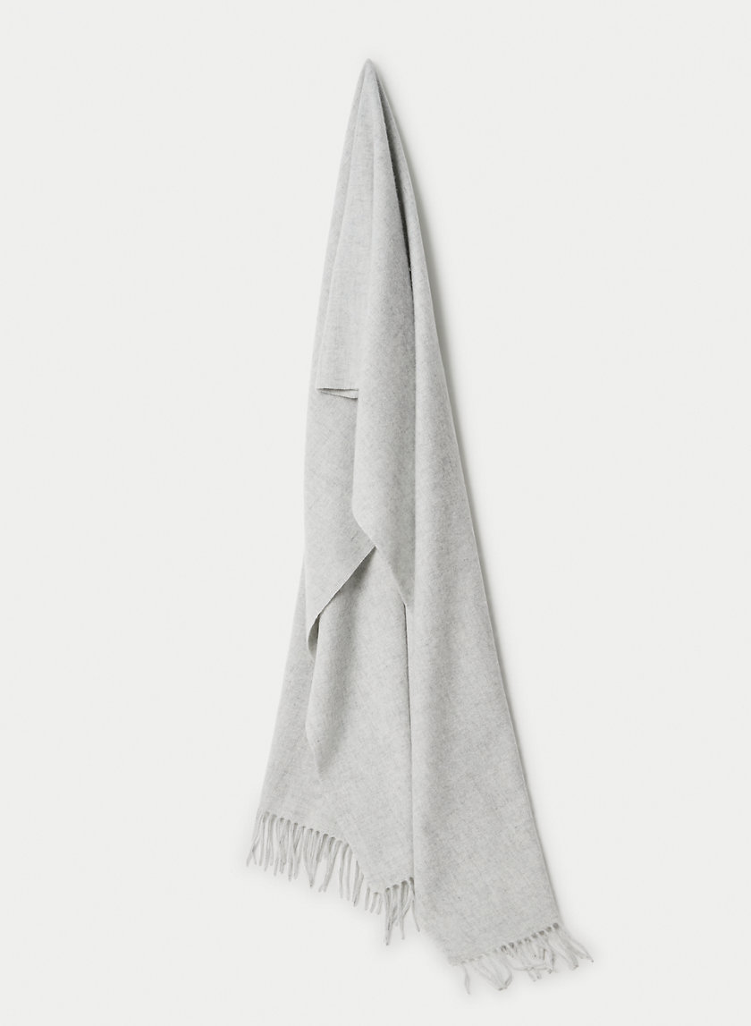 ASPEN CASHMERE SCARF - Long cashmere scarf