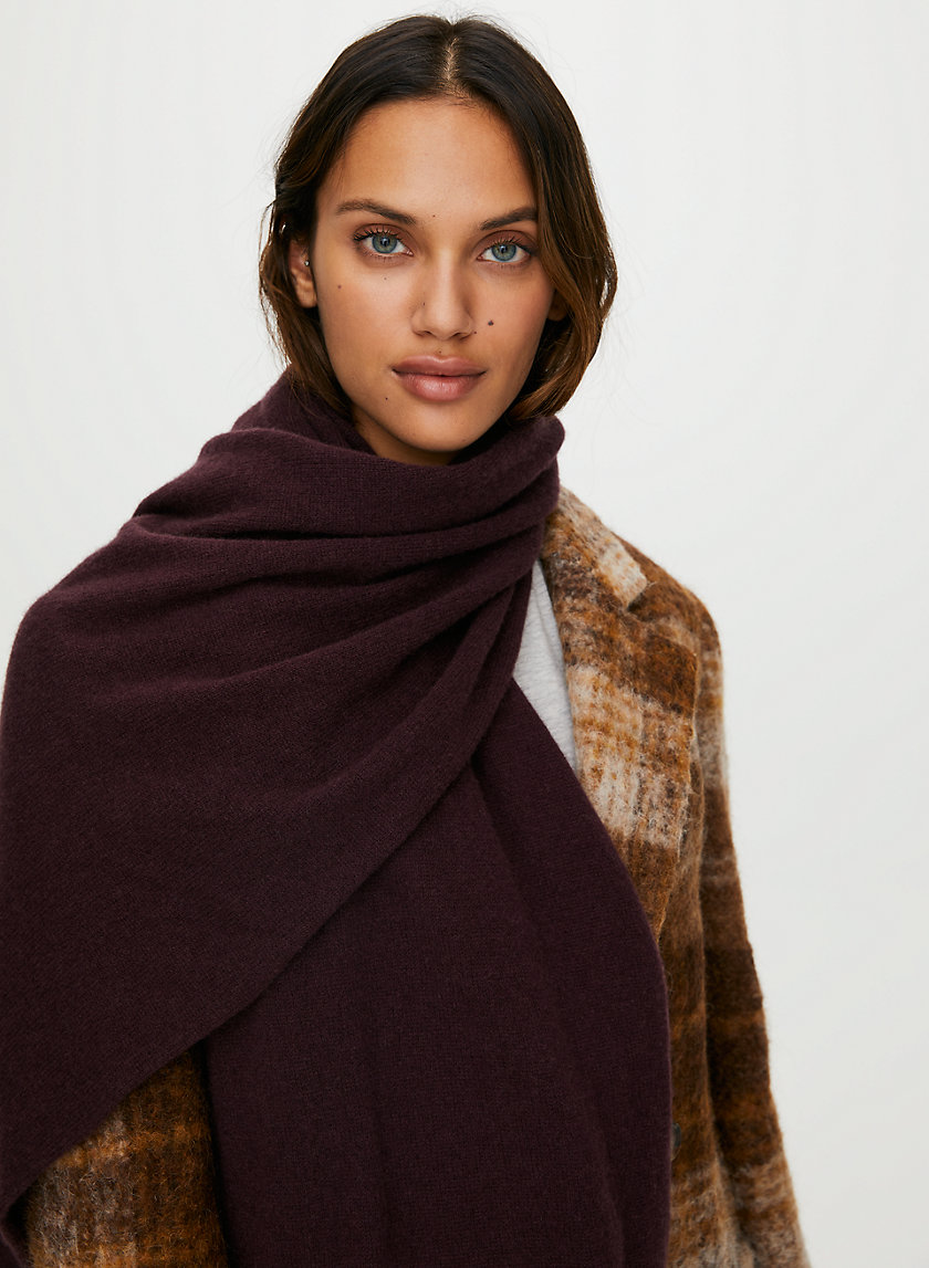 MAINE CASHMERE SCARF - Cashmere scarf