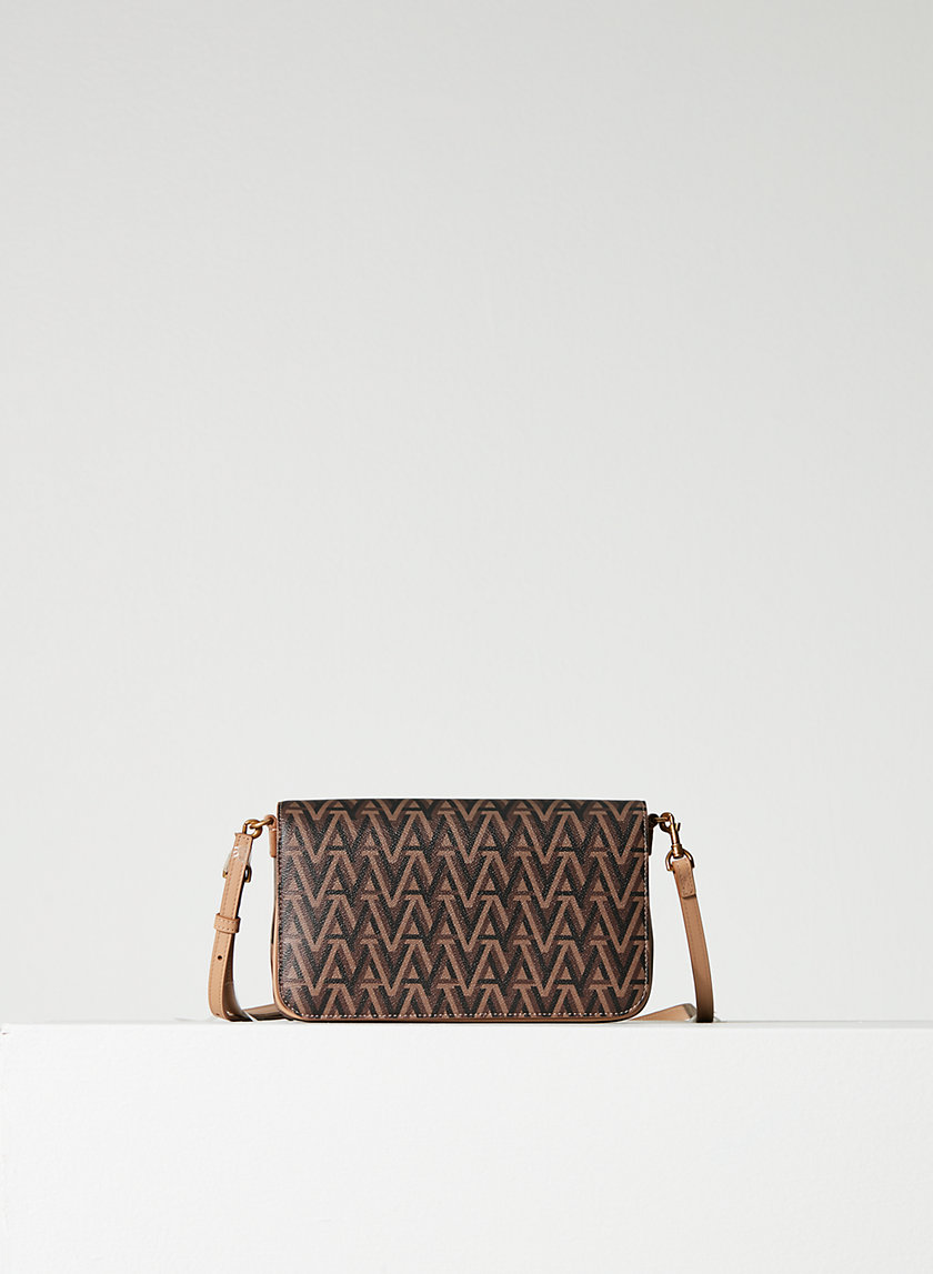 MONOGRAM FLAP CROSSBODY - Monogram cross-body bag