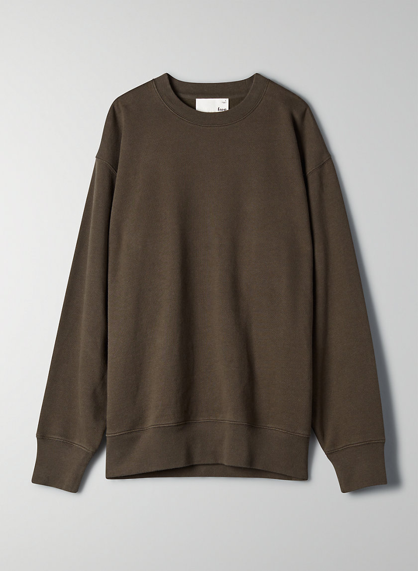 SANOH SWEATER - Oversized sweatshirt