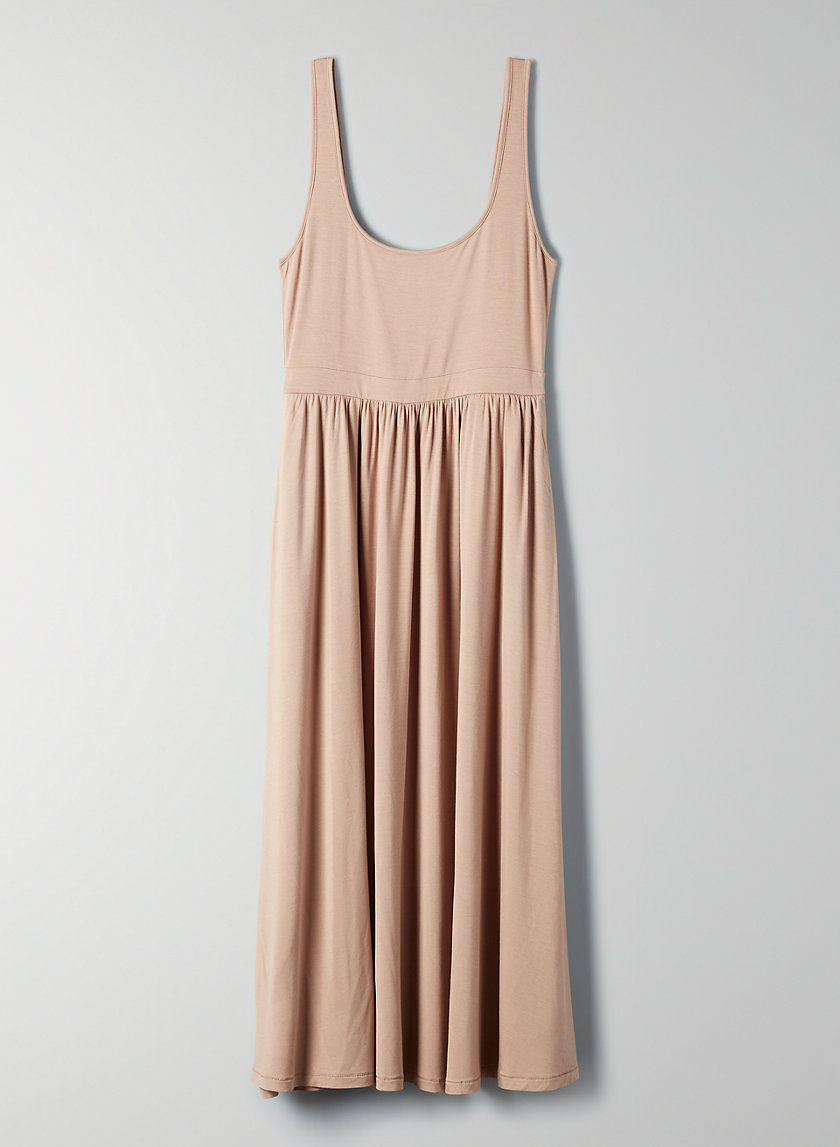 ASSONANCE DRESS - Tank midi dress