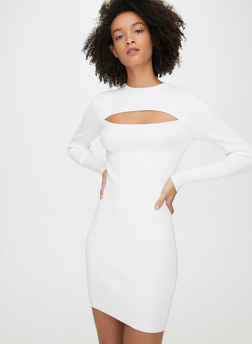 RIELLE DRESS - Bodycon cut-out dress