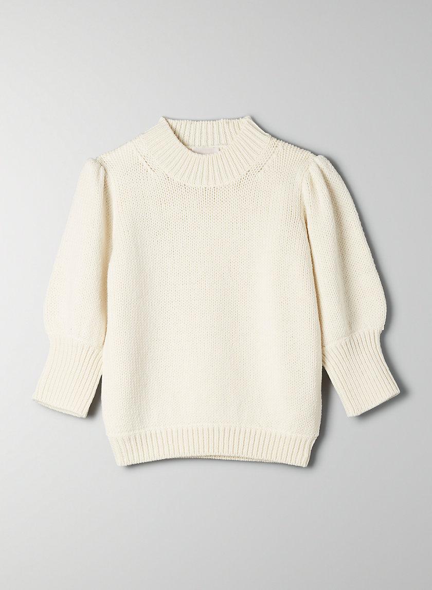GIMLET SWEATER - Merino wool crew-neck sweater
