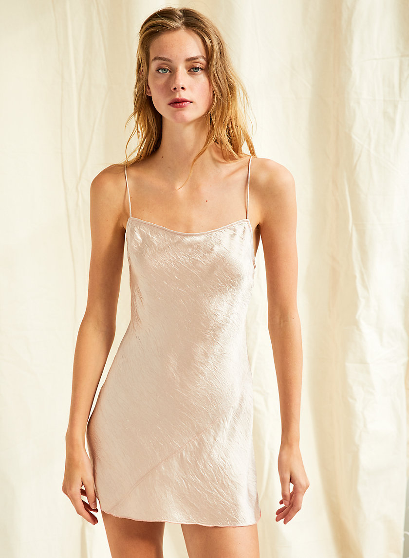 SAMBA DRESS - Mini slip dress