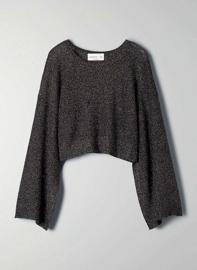 HYDE SWEATER - Cape-sleeve sweater