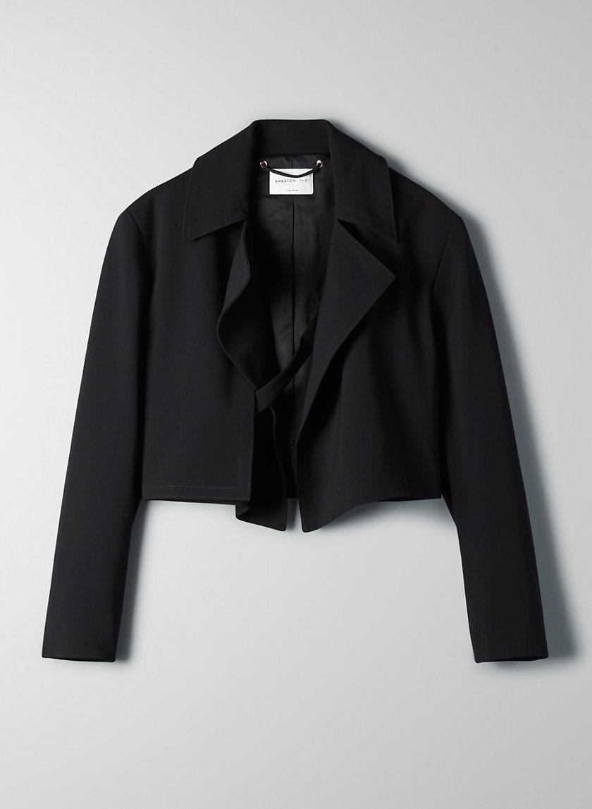 GRIFFITH JACKET - Cropped blazer jacket