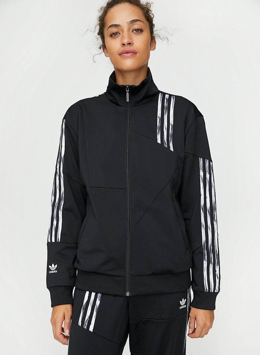 DC FIREBIRD TRACK TOP - adidas track jacket
