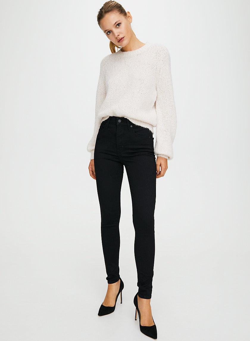 MILEHIGH SUPER SKINNY - High-waisted skinny jean