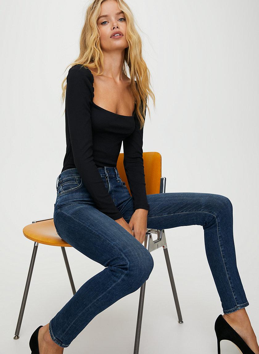 ROCKET RIVAL - Mid-rise skinny jean