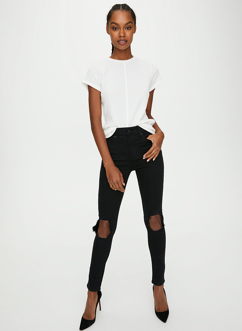721 SKINNY LOOKER - Levi's high-rise skinny jeans