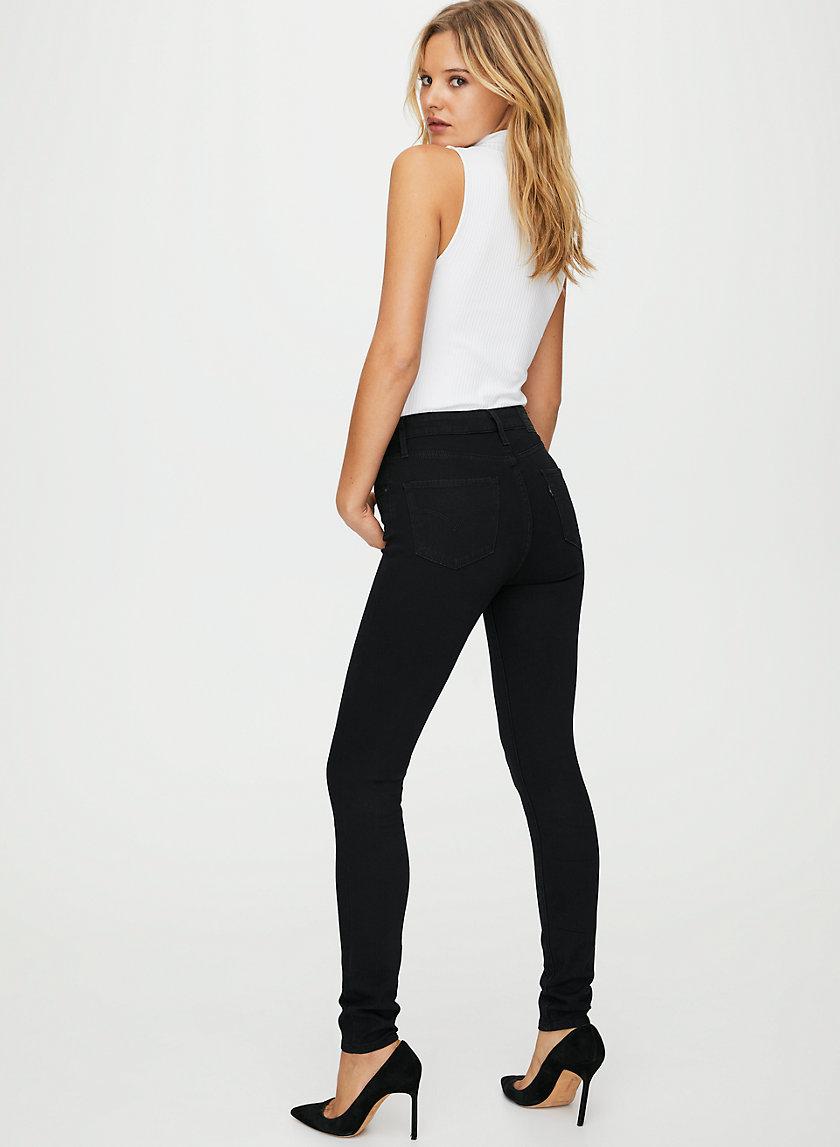 721 SKINNY - High-waisted skinny jeans