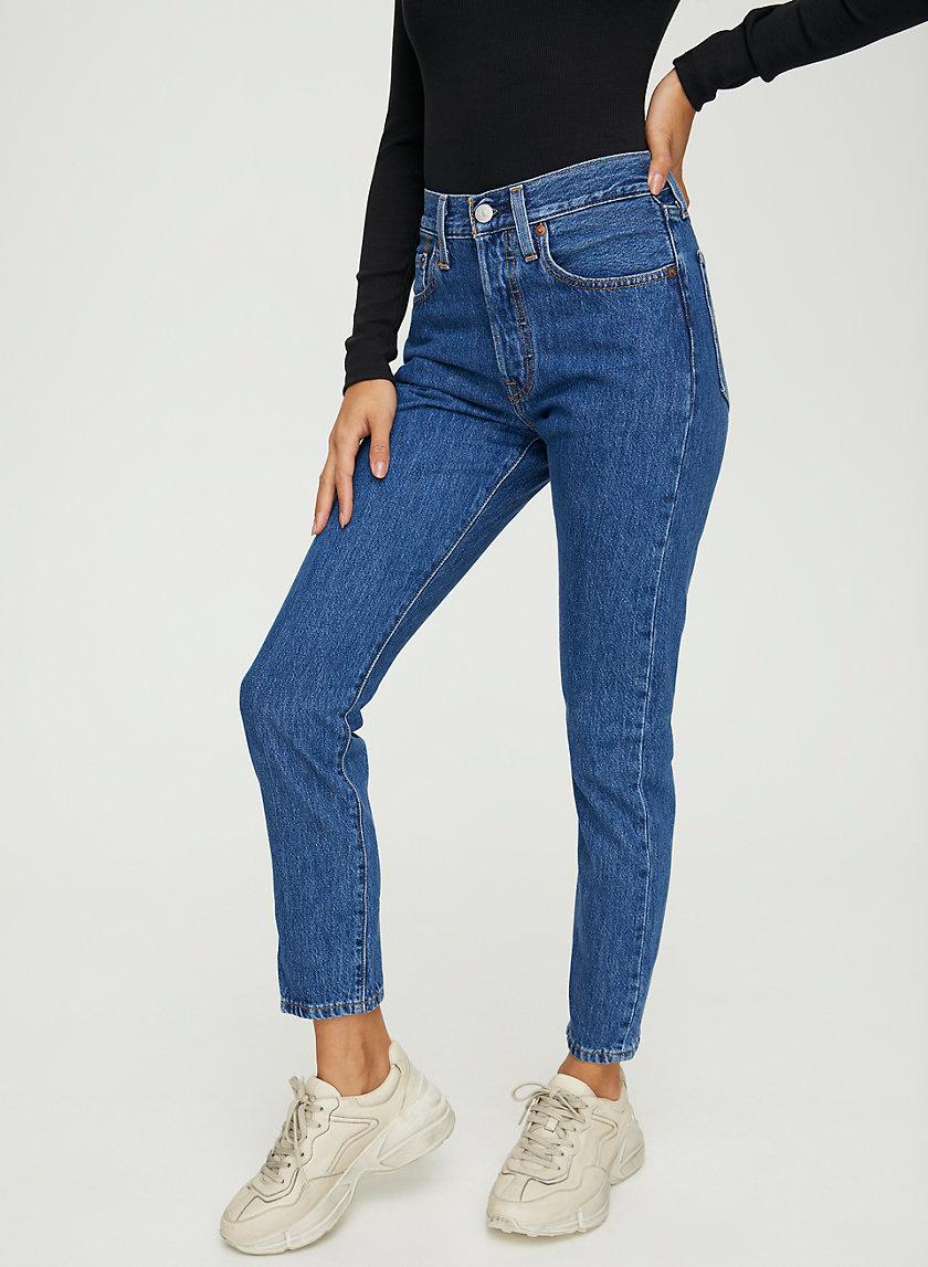501 SKINNY - High-waisted skinny jean