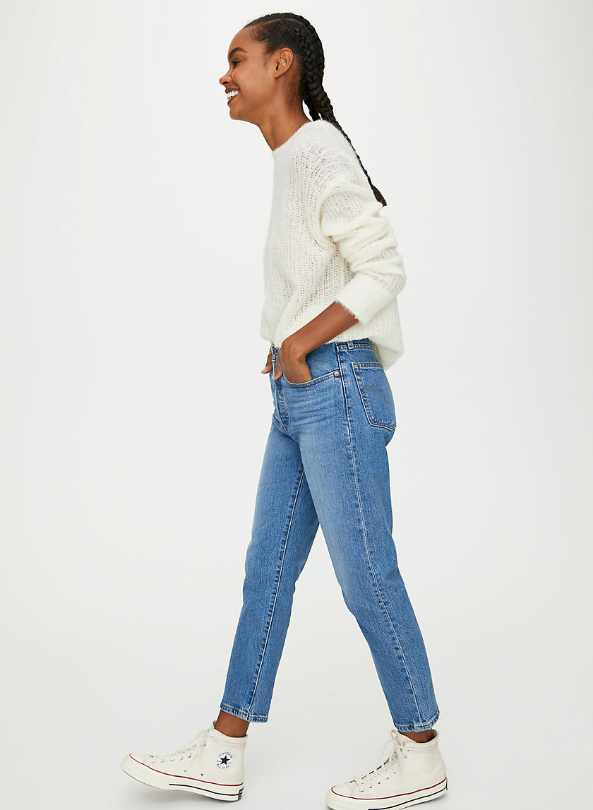 501 CROP - Cropped straight-leg jean