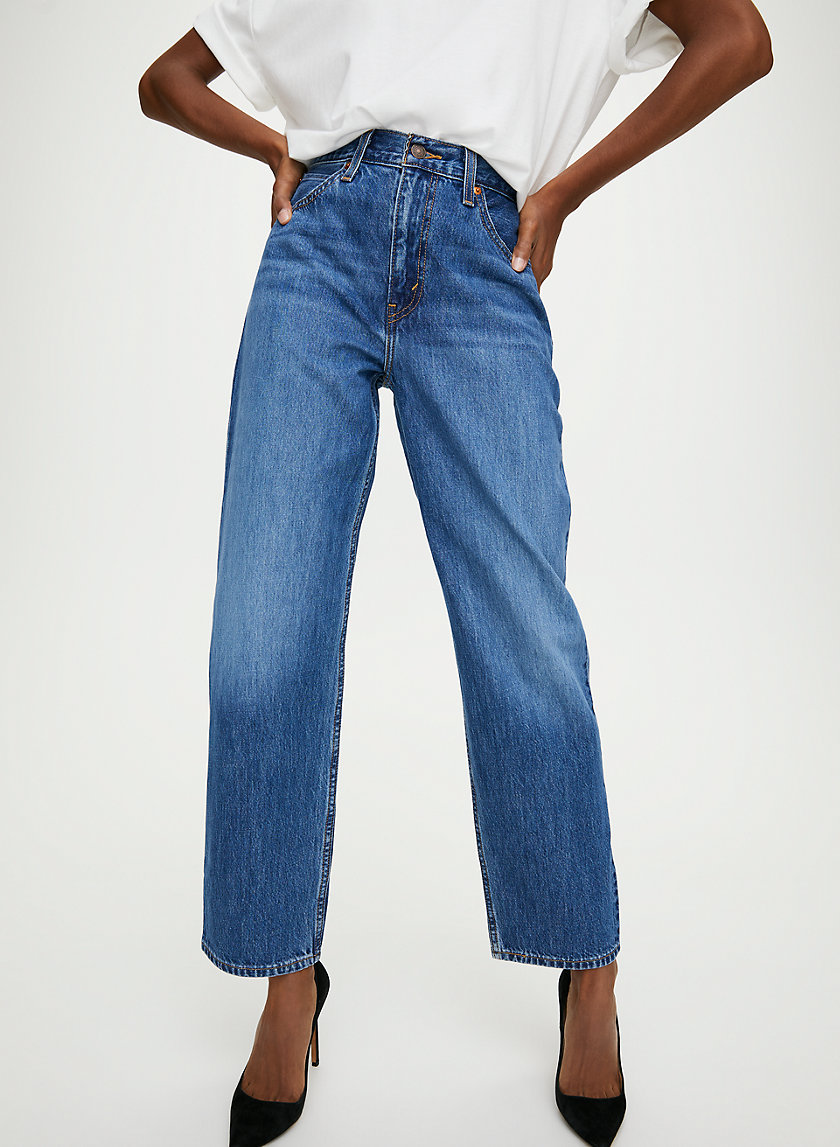 DAD JEAN - Slouchy dad jeans