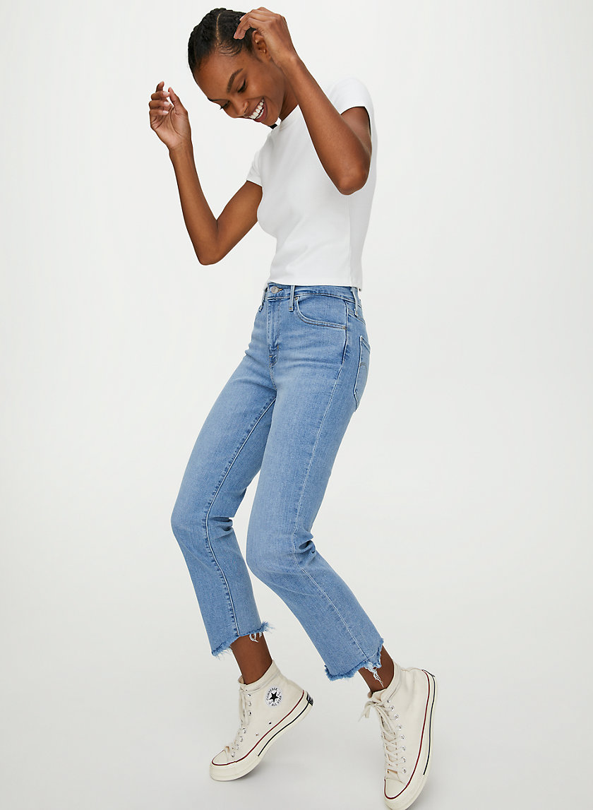 724 STRAIGHT - High-rise stretch jeans
