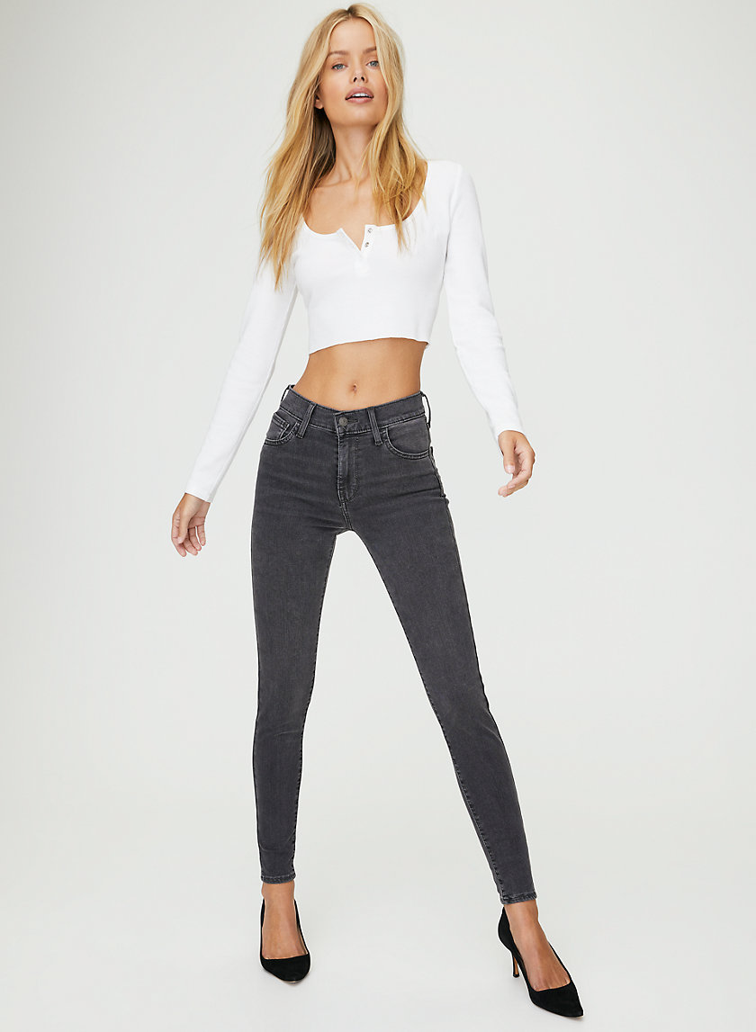 720 HIGH RISE SUPER SKINNY - High-Waisted Skinny Jean