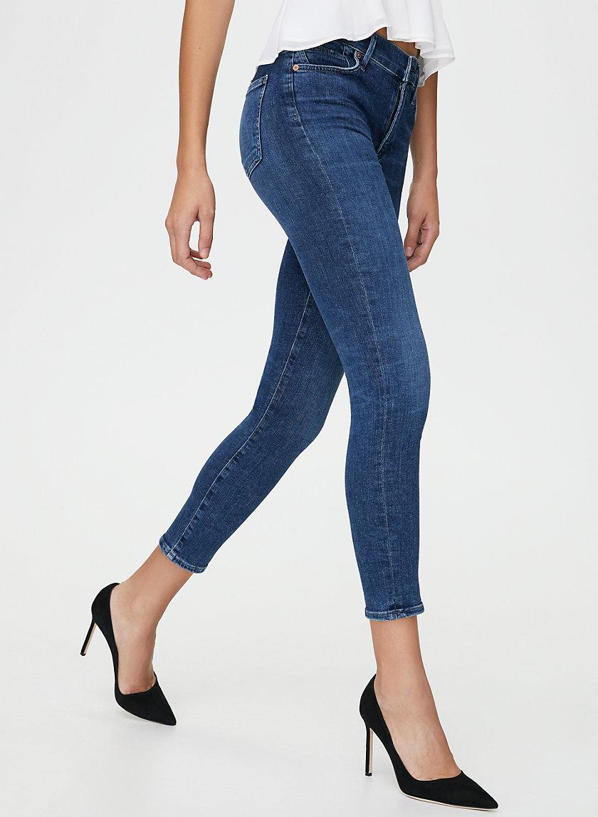ROCKET CROP ALTO - Cropped skinny jean