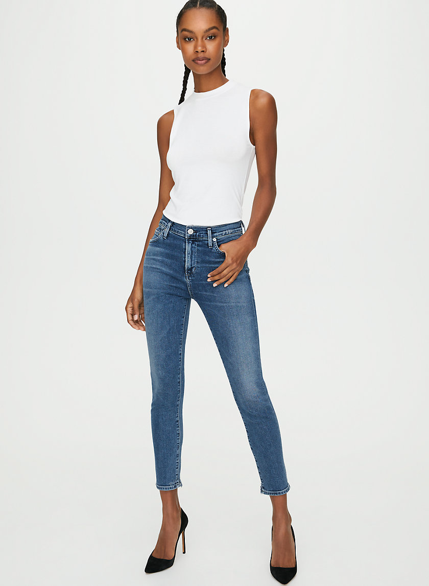 ROCKET CROP FLICKER - Cropped skinny jean