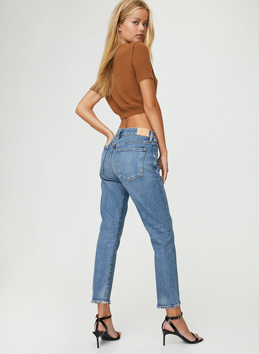 EMERSON CADENCE - Low-rise relaxed jean