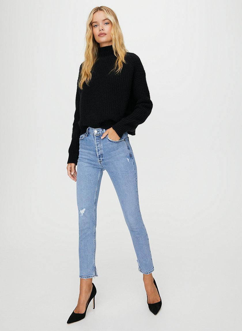 NICO HEADLINES - High-waisted skinny jean