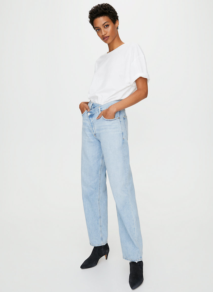 CRISS CROSS JEAN SUBURBIA - Slouchy jeans