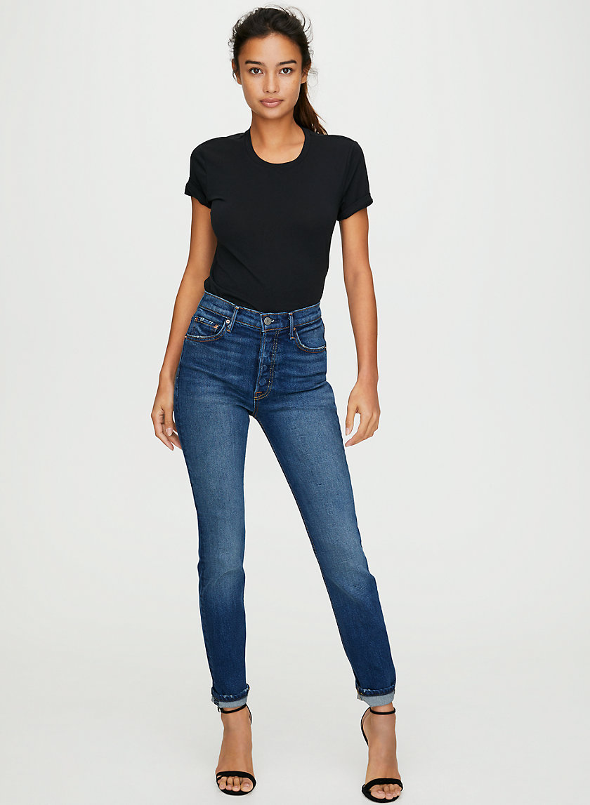KAROLINA JOAN JETT - High-waisted skinny jean