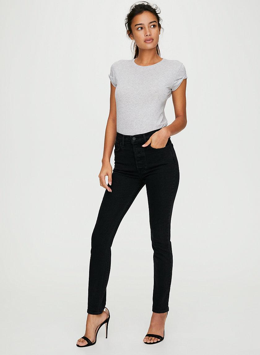 KAROLINA NINE LIVES - High-waisted skinny jean
