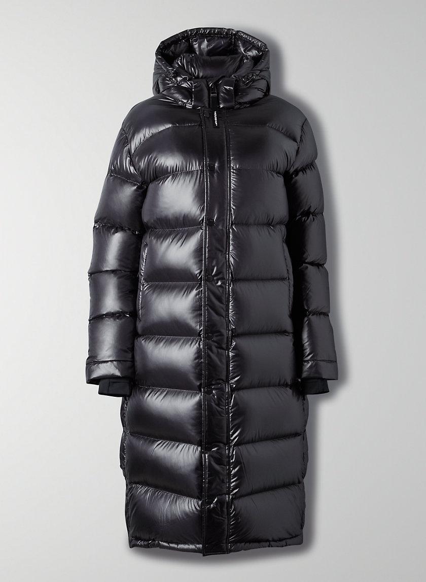 THE SUPER PUFF™ LONG - Long goose-down puffer jacket