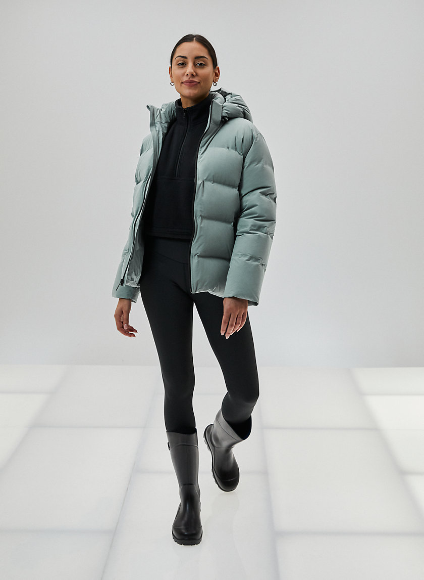THE SUPER PUFF₂O™ - Waterproof goose-down puffer jacket