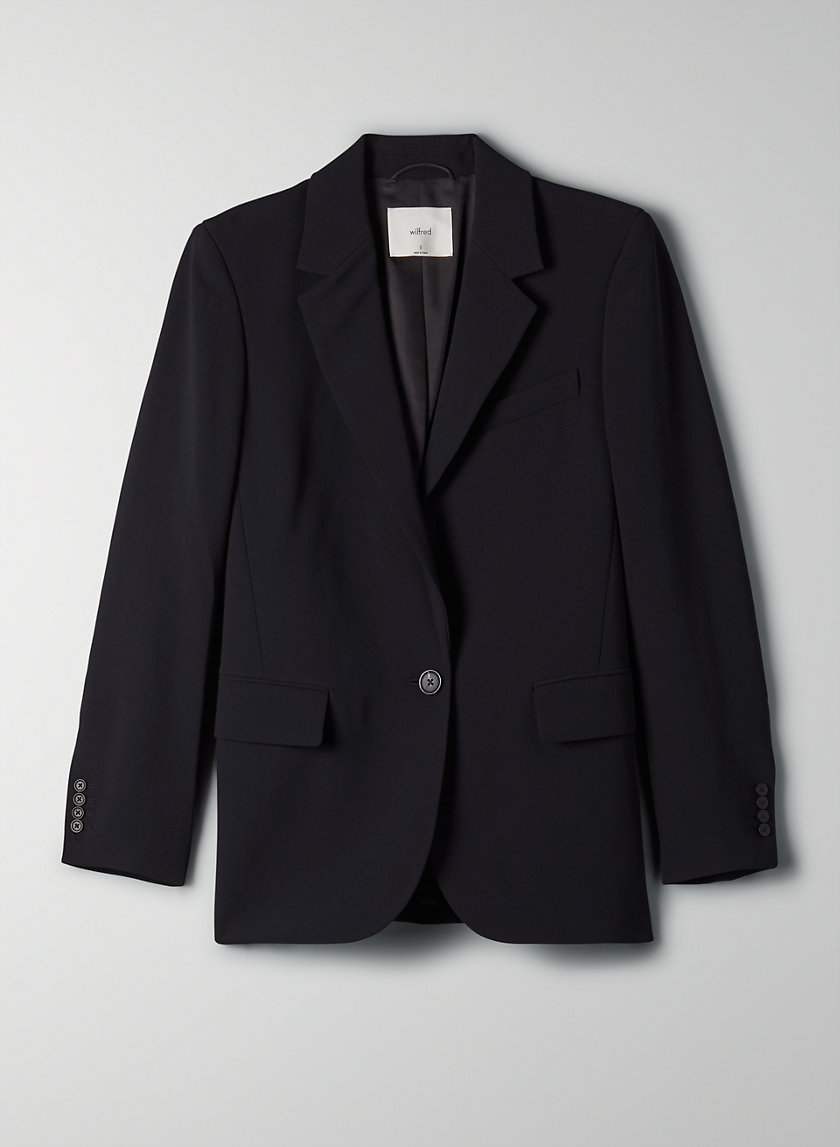 NOSTALGIA BLAZER - Oversized single-button blazer