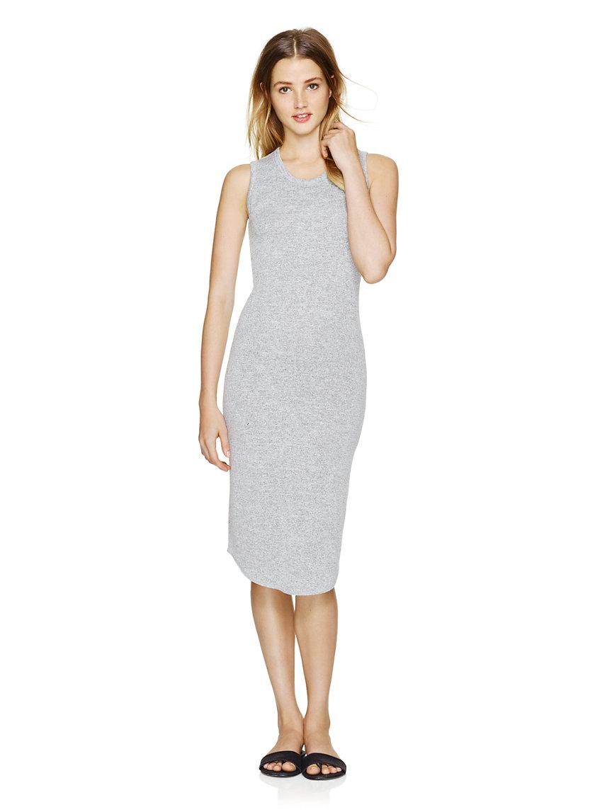 BRUNI DRESS - Bodycon midi dress