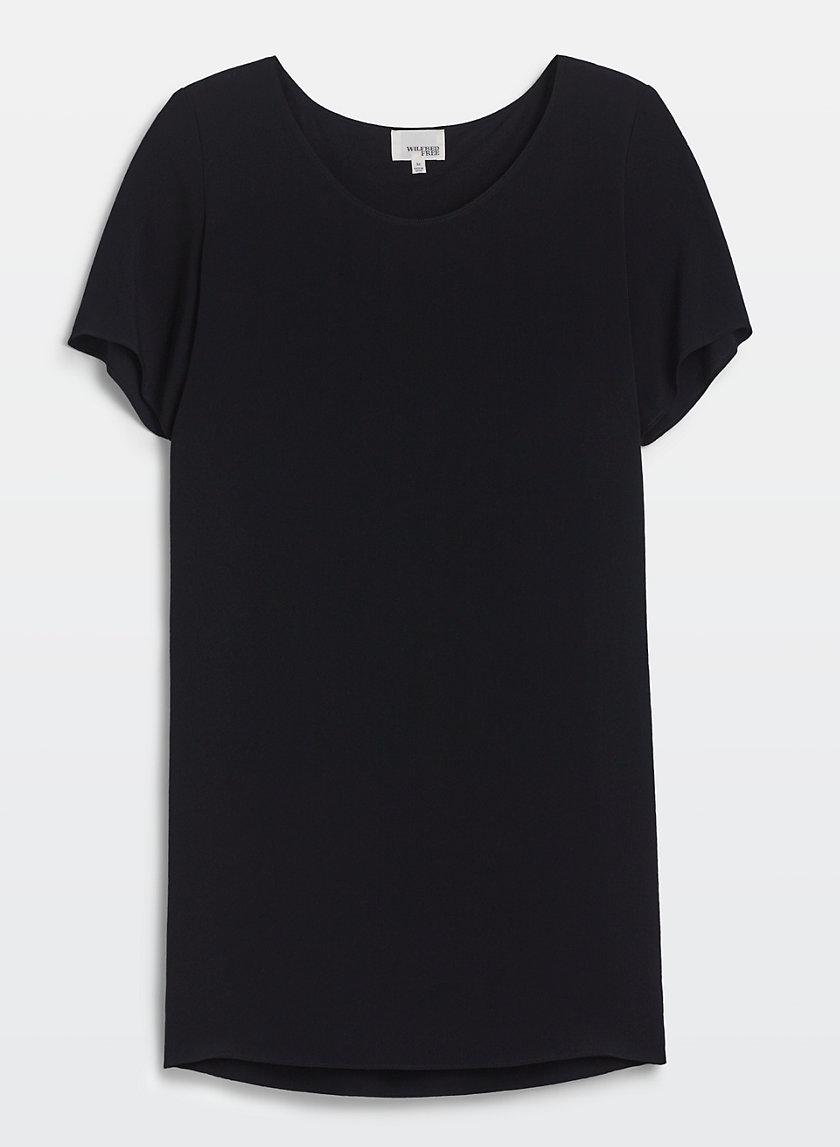 TEIGEN DRESS - Flowy T-Shirt Dress