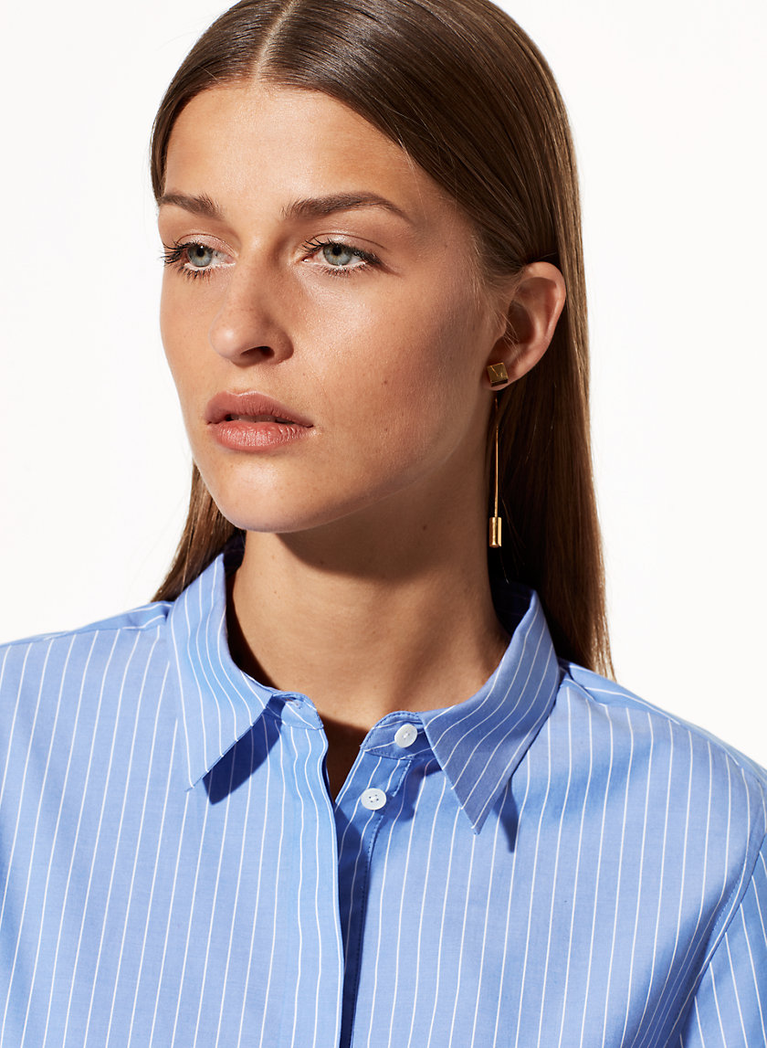 Babaton CARLETON DRESS SHIRT | Aritzia