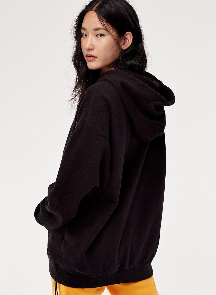 RAVINE HOODIE - Oversized, pullover hoodie