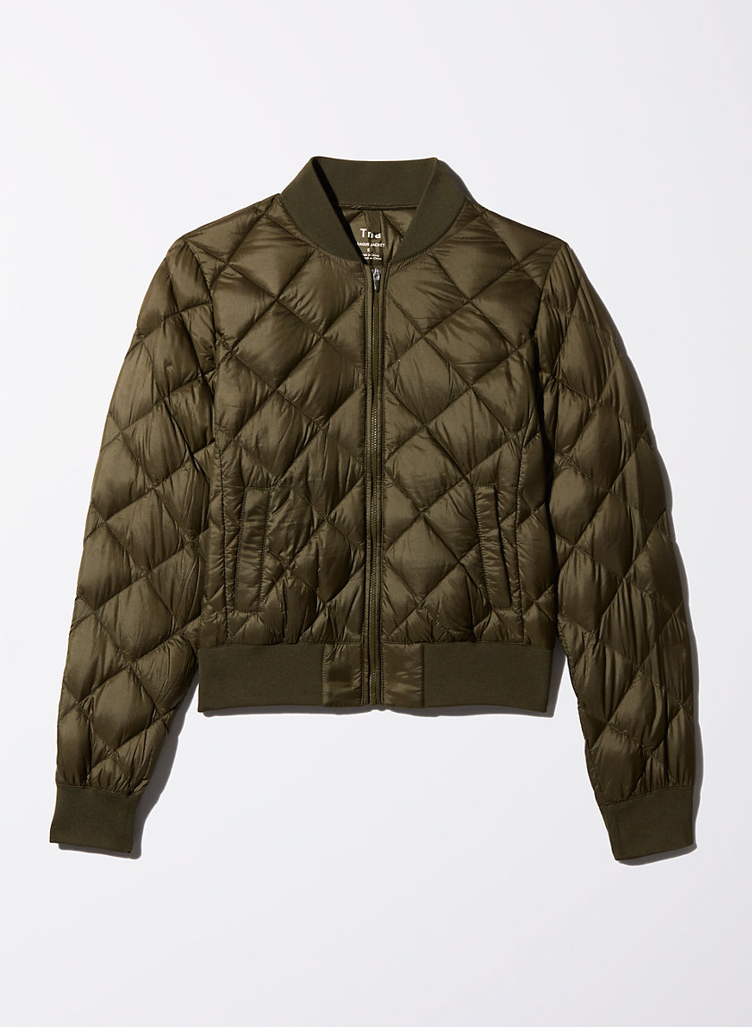 LEAGUE PUFFER - Packable, quilted puffer jacket