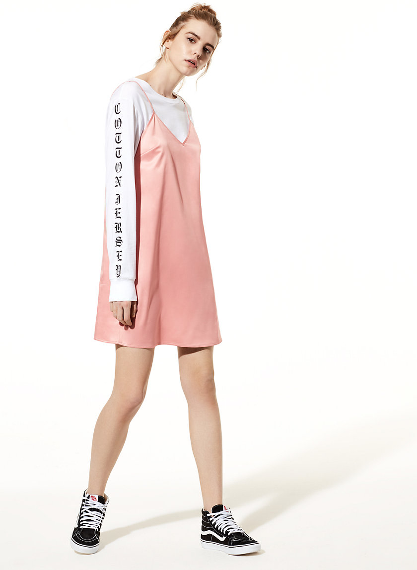 Tna YIRRELL DRESS | Aritzia