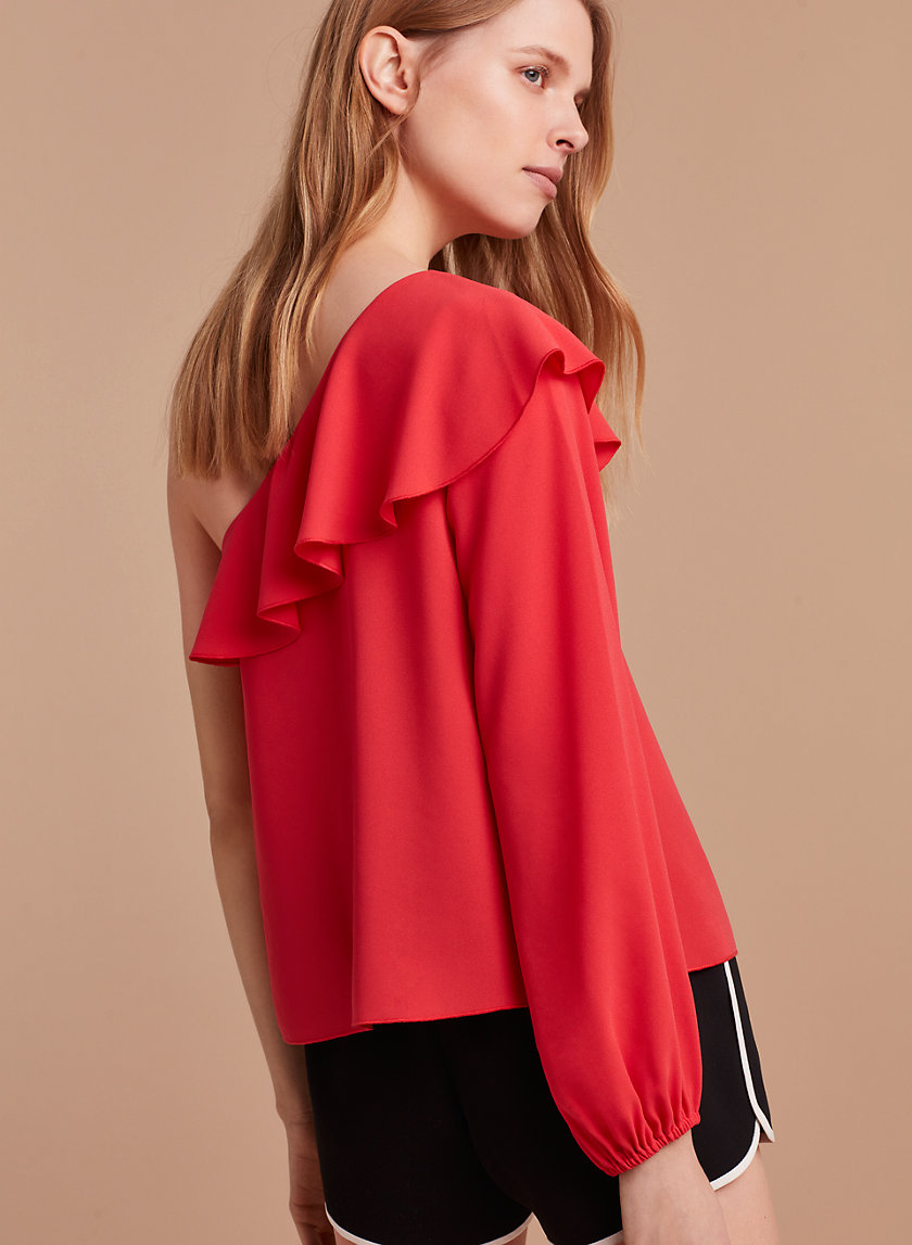 Wilfred ALLAIRE BLOUSE | Aritzia
