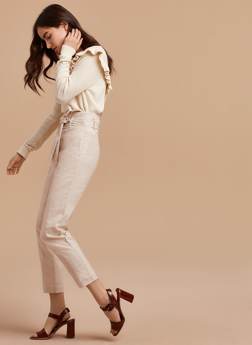 Wilfred ROCAILLE PANT | Aritzia