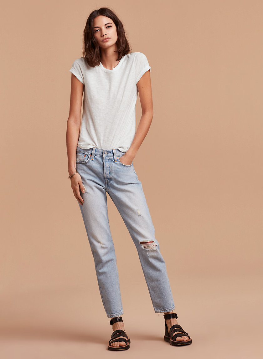 Community BELLBURNS T-SHIRT | Aritzia