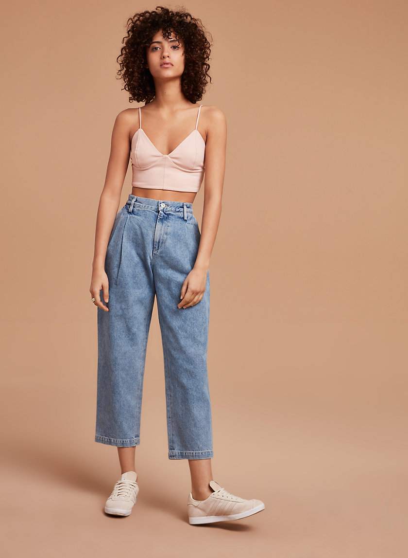 Wilfred Free LING BUSTIER | Aritzia