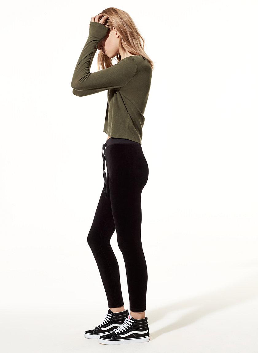 Juicy Couture RODEO DRIVE LEGGING | Aritzia