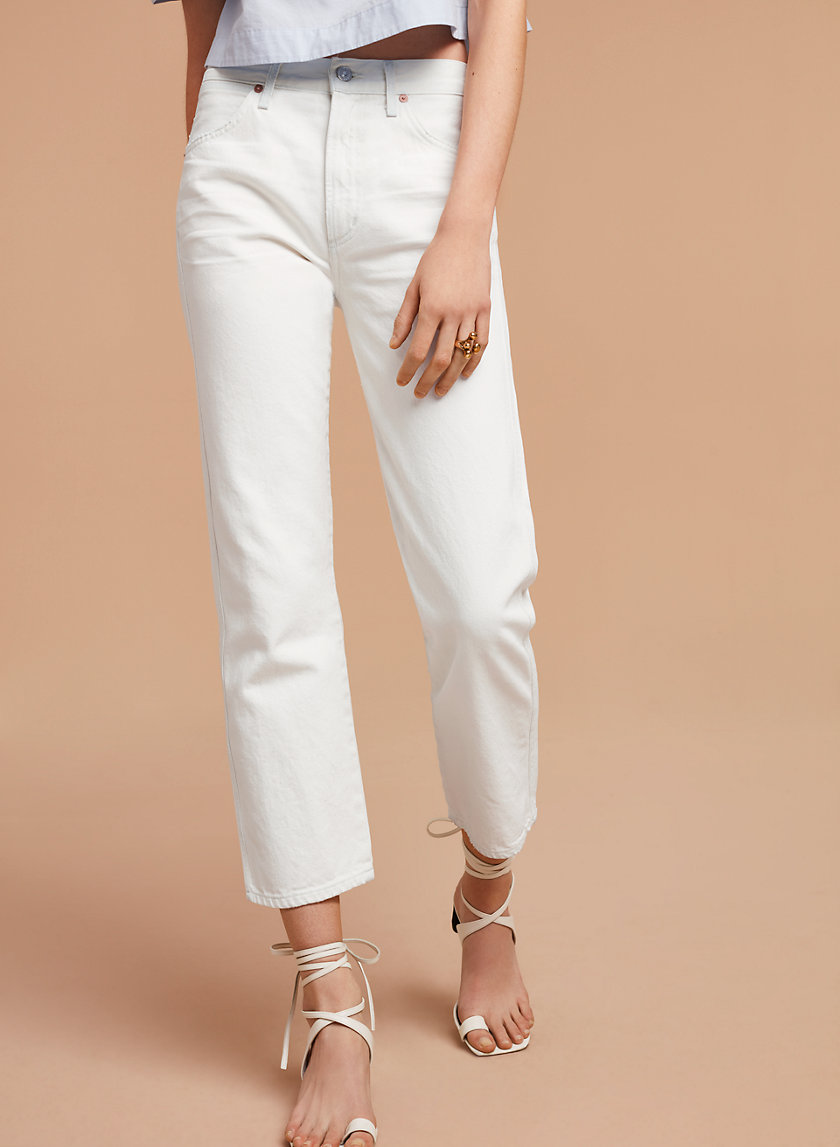 Wilfred/Citizens of Humanity JEANS DROIT LIV NATURAL | Aritzia