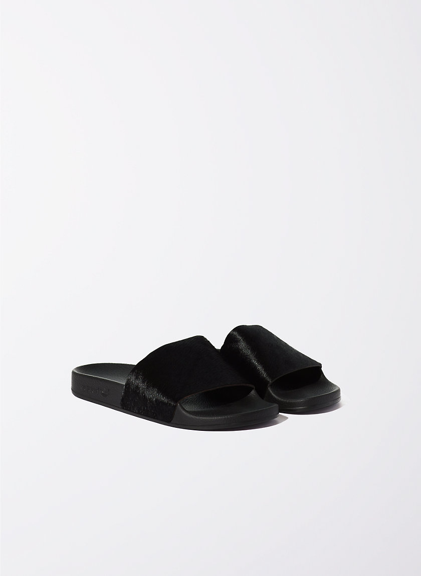 adidas PONY HAIR ADILETTE | Aritzia