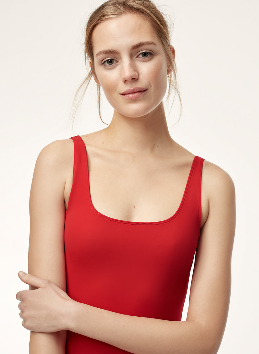 The Group by Babaton PEREZ BODYSUIT THONG | Aritzia