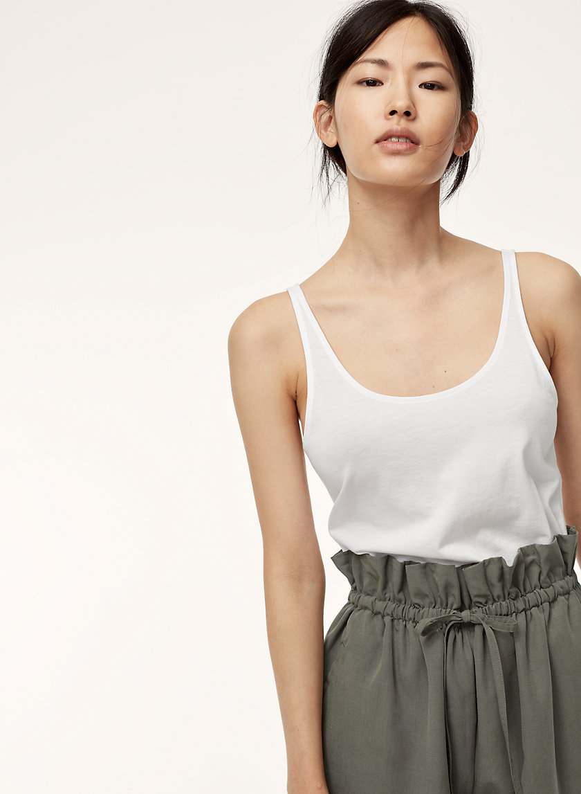 The Group by Babaton SCHMIDT TANK | Aritzia